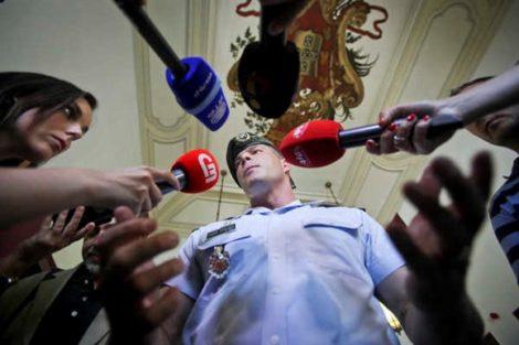 Hugo Gnr Hugo Ernano Ganha Papel Em «Inspector Max»