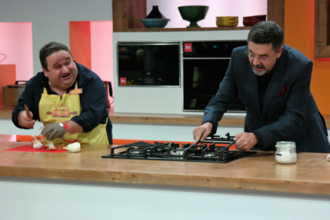 Jose Carlos Malato 1 «A Minha Mãe Cozinha Melhor Que A Tua»: Malato Recebe Família De «O Preço Certo» Esta Semana