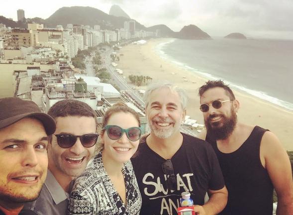 Ouro Verde Atores De «Ouro Verde» Já Gravam No Brasil