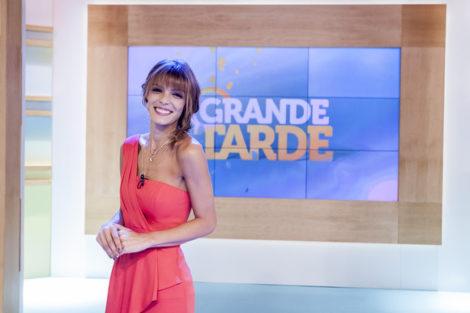 Grande Tarde Andreia Rodrigues Assume Novo Programa De Entretenimento Em 2017