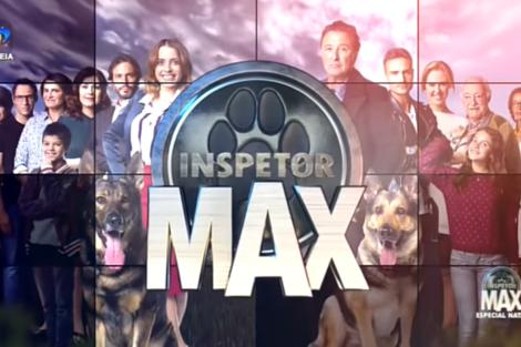 inspector max 1 Novos episódios de «Inspector Max» a partir de fevereiro
