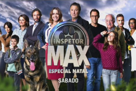 inspector max TVI antecipa estreia de «Inspector Max III» e primeiro episódio é exibido já este sábado