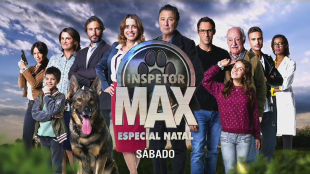 Inspector «Inspector Max Iii» É Aposta Da Tvi Para A Véspera De Natal