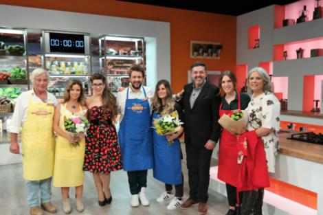 Rtp Eis Os Convidados Da Quinta Semana De «A Minha Mãe Cozinha Melhor Que A Tua»