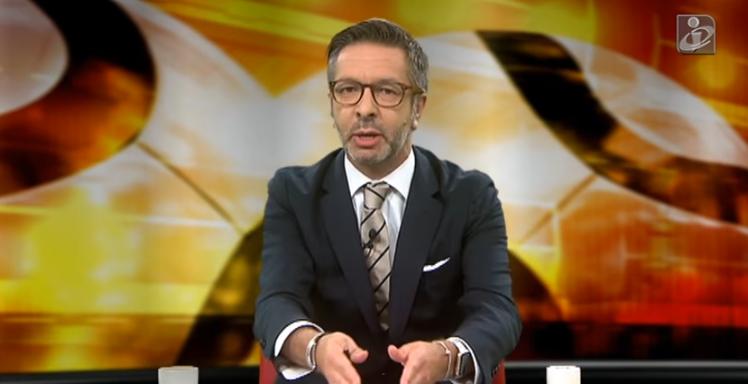 Sousa Martins Sousa Martins Ameaça Terminar Com O «Prolongamento» Em Direto: «Tenho Autoridade Editorial Para Isso»