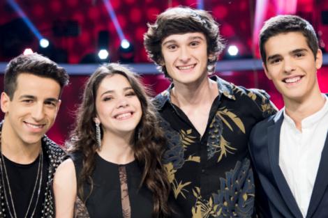 Te Voice Conheça Os Quatro Finalistas Do «The Voice Portugal 4»