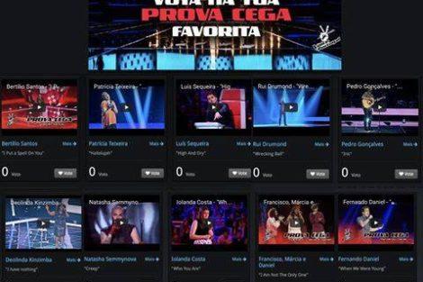 The Voice «The Voice»: Rtp 1 Prepara «Programa Especialíssimo» E Pede A Ajuda Dos Telespectadores
