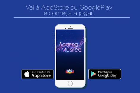 Agarra A Musica Já Está Disponibilizada A Aplicação Interativa Do «Agarra A Música»