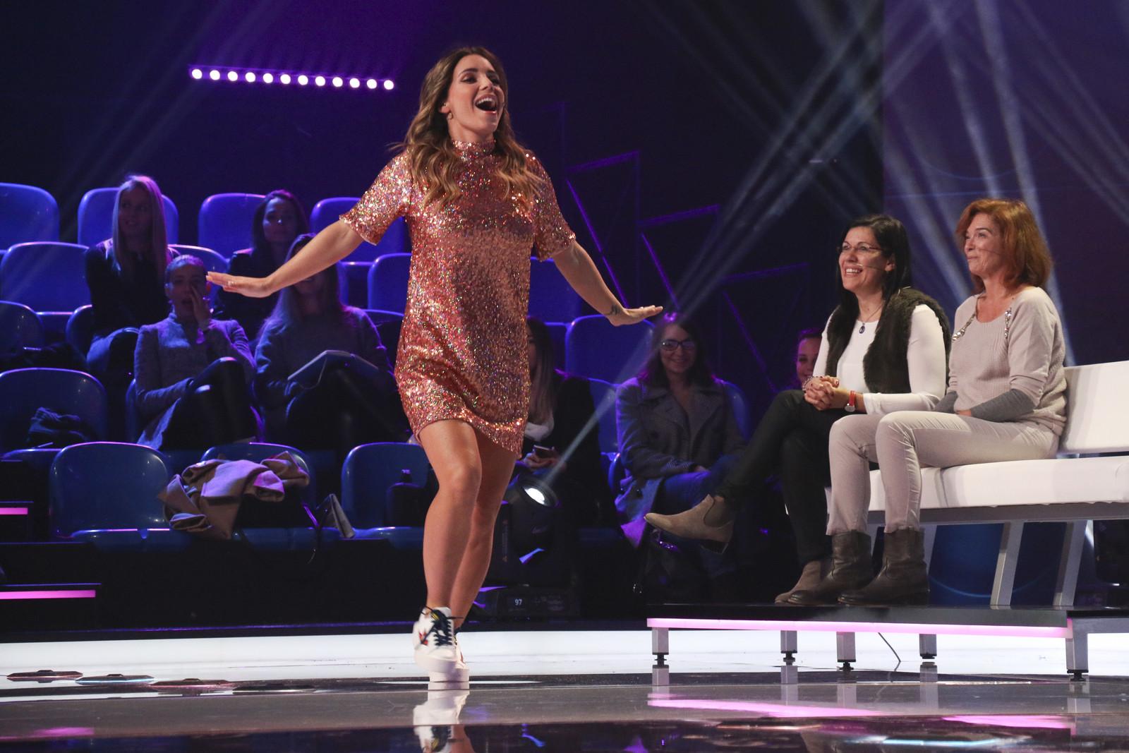 Luciana Abreu «É O Meu Mundo», Afirma Luciana Abreu Sobre O Programa «Agarra A Música»