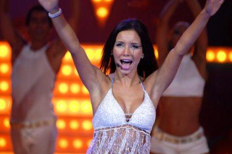 lucy Luciana Abreu perdeu «completamente a mão» do programa infantil «Lucy»