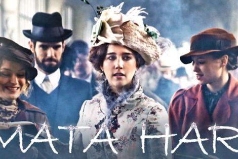 Mata Hari Sic Estreia Série «Mata Hari» Este Fim De Semana