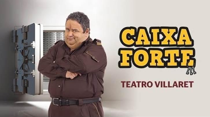 Caixa Forte «Caixa Forte»: Peça De Teatro É Aposta Da Rtp 1 Para A Noite Deste Sábado