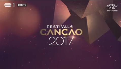 Festival 3 «Festival Da Canção 2017»: Conheça As Quatro Primeiras Canções Finalistas
