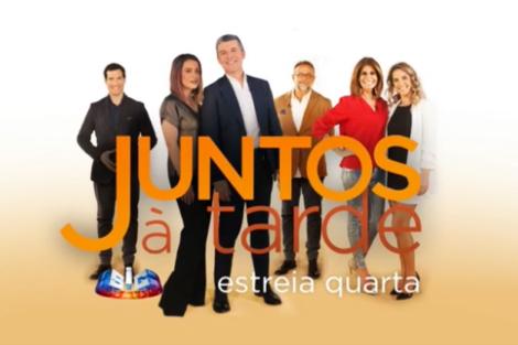 Juntos A Tarde «Juntos À Tarde»: Já É Conhecida A Equipa Do Novo Talk Show Da Sic