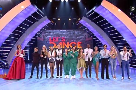 Lets 1 «Let'S Dance»: Concorrentes São Expulsos Semana Sim, Semana Não