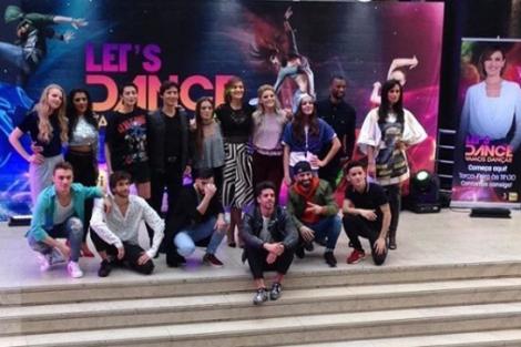 Lets 3 Tvi Reality Perdeu 76% Da Sua Audiência Com O Programa «Let'S Dance»