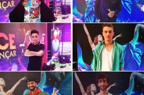 Lets Eis Os Concorrentes Do «Let'S Dance - Vamos Dançar?»