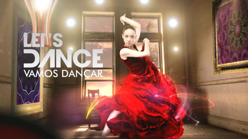 Resultado de imagem para let's dance tvi
