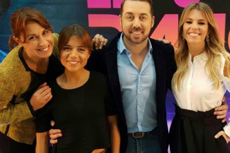 Lets Dance «Let'S Dance»: «Em Equipa Vencedora Não Se Mexe»