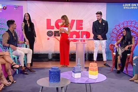 Love 4 «Love On Top 4» Parece Um Bordel, Diz Agnes. Concorrentes Não Gostaram!