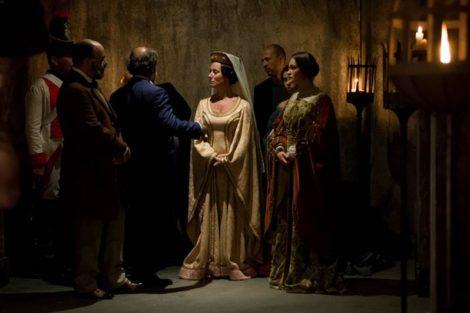 ministerio 1 D. Filipa de Lencastre visita o «Ministério do Tempo» no episódio desta semana