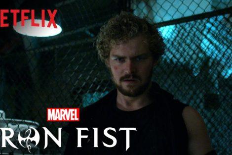 Netflix Iron Fist Veja O Trailer Da Nova Série «Marvel - Iron Fist»
