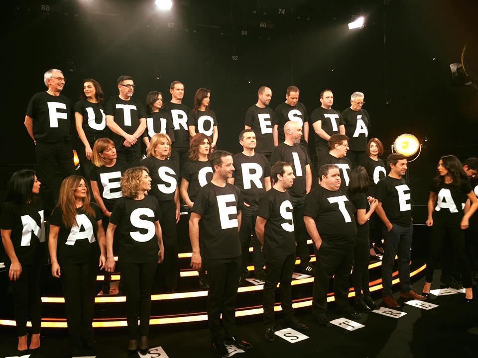 Rtp 1 «O Futuro Está Escrito Nas Estrelas». Rtp 1 Já Prepara «As Surpresas» Para O 60º Aniversário