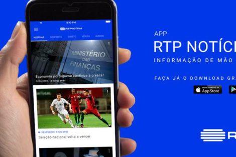 Rtp Nova App Rtp Notícias: A Rtp Na Sua Mão