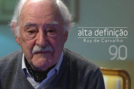 Ruy 90 Anos De História Para Ver No «Alta Definição» Desta Semana