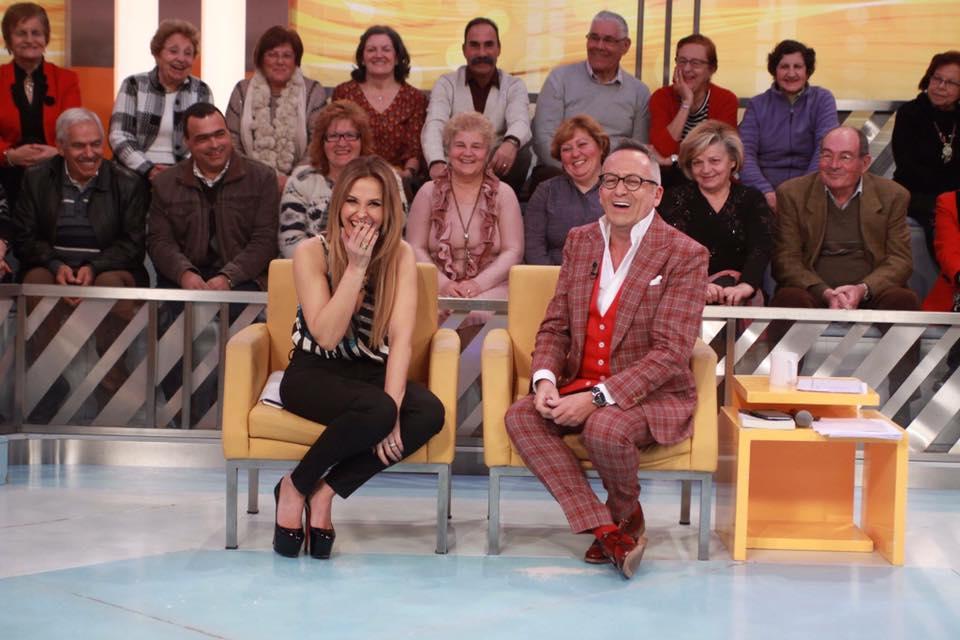 Voce Na Tv Cristina Ferreira Reage Às Audiências Do «Você Na Tv»: «A Alegria Compensa»