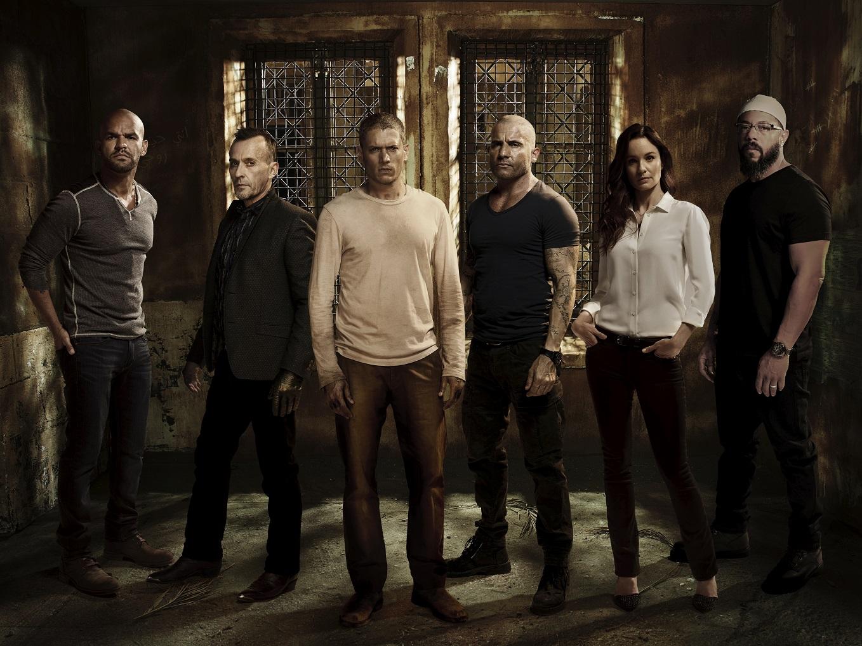 Prisonbreak Crew «Prison Break»: Elenco Original Da Série Regressa Para Uma «Nova Aventura» Na Fox