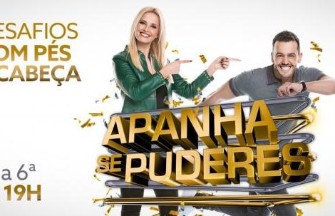 Apanha «Apanha Se Puderes» Recebe Manuel Luís Goucha Esta Noite