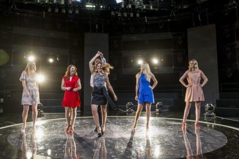 Danças Estreia De «Danças Do Mundo» Vista Por Meio Milhão De Telespectadores
