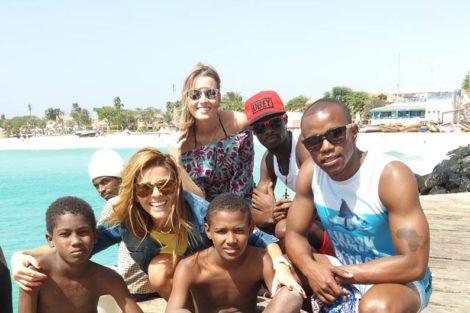 Danças Do Mundo 1 «Danças Do Mundo»: Jani Gabriel E Sónia Araújo Viajam Até Cabo Verde Esta Semana