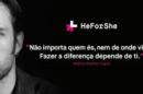 fidalgo José Fidalgo junta-se ao movimento internacional das Nações Unidas #HeForShe