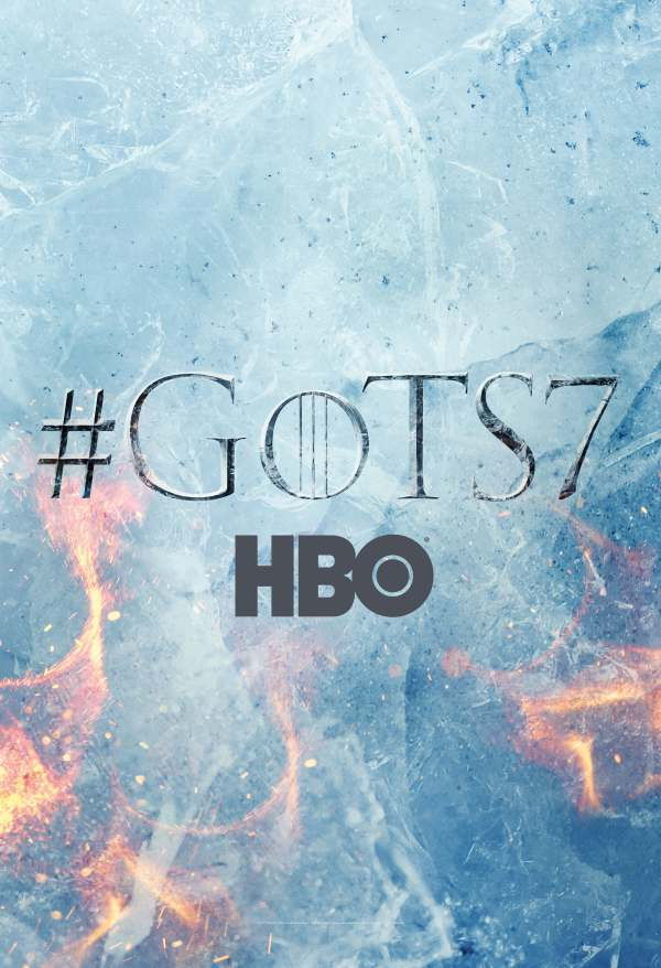Game Of Thrones Season 7 Poster «Game Of Thrones»: Veja O Primeiro Poster Da 7ª Temporada
