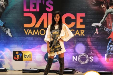 Rita Pereira Rita Pereira Despede-Se Do «Let'S Dance»