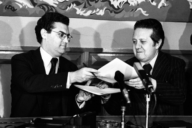 Rtp 1 Da Realidade À Ficção. Rtp 1 Prepara Série Histórica Sobre As Eleições Presidenciais De 1986