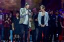 salvador «5 Para a Meia-Noite»: Salvador e Luísa Sobral são os convidados de honra desta quinta-feira