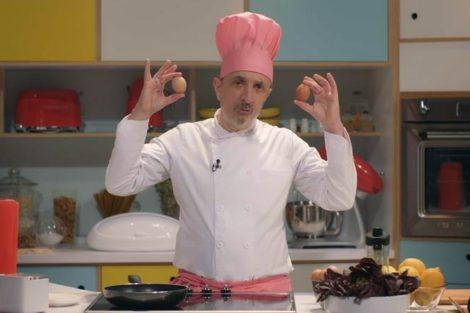 sim chef Chef Vítor Guerreiro vira apresentador de televisão no episódio desta semana