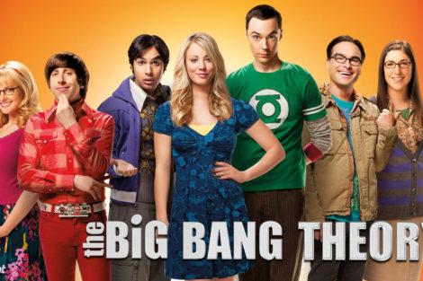 The Big Bang Theory «The Big Bang Theory» Renovada Para Mais Duas Temporadas