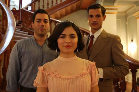 vidago palace Elenco reúne-se em Belém para assistir ao primeiro episódio de «Vidago Palace»