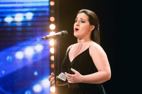 2017 02 26 Gt 139 «Got Talent»: Jurados Carregam No Botão Vermelho Mas Concorrente Passa Às Semifinais