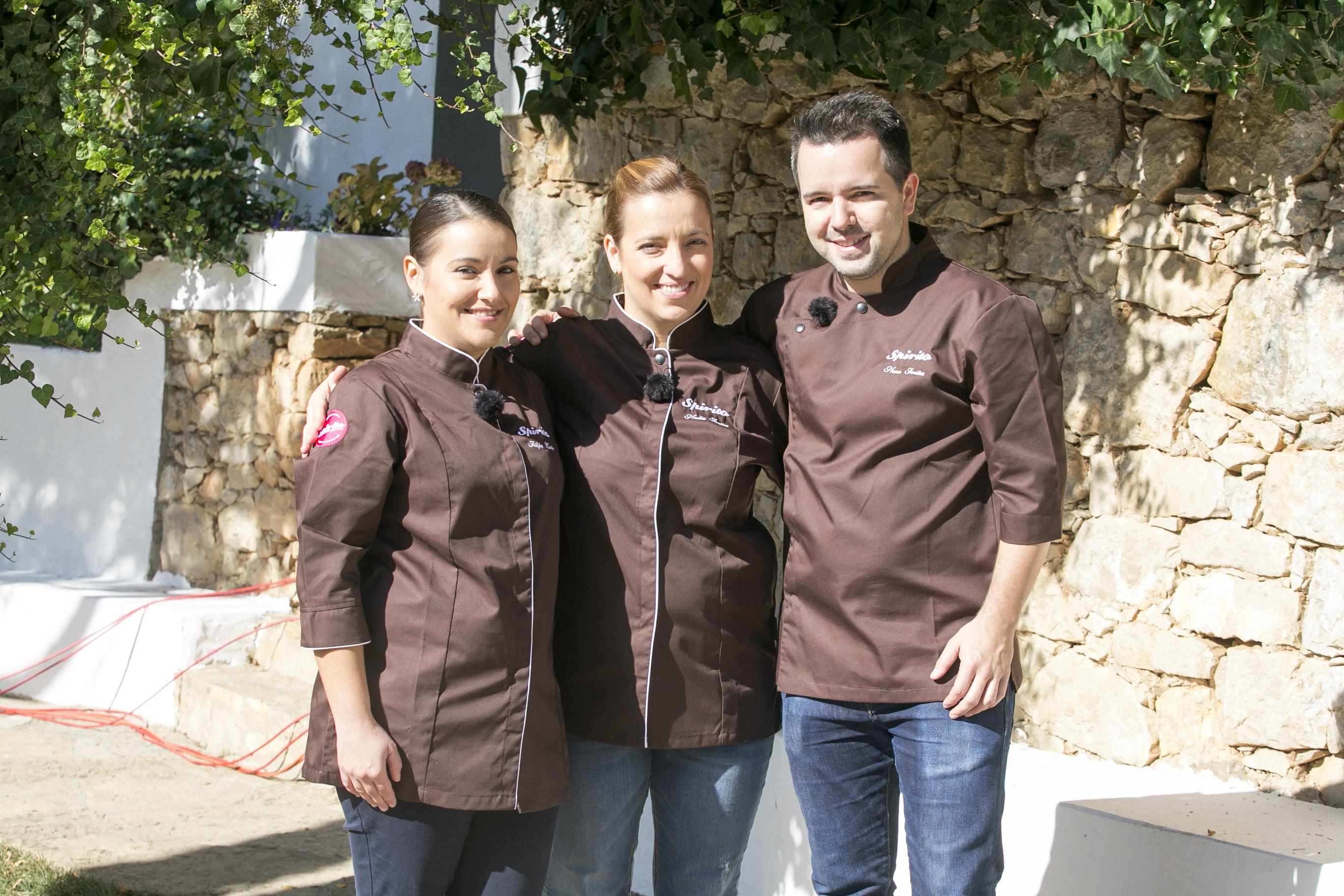 Equipa Spirito Cupcake Na Quinta Finalista De «Best Bakery» Organiza Primeira Edição De «Spirito Sweet Room»