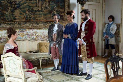 ministerio 3 «Ministério do Tempo»: Esta segunda-feira é dia de viajar até Lisboa de 1755
