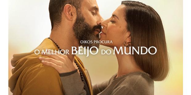 Oikos Quer Fazer Parte Da Novela «Amor Maior»? Tem De Ter O Melhor Beijo Do Mundo!