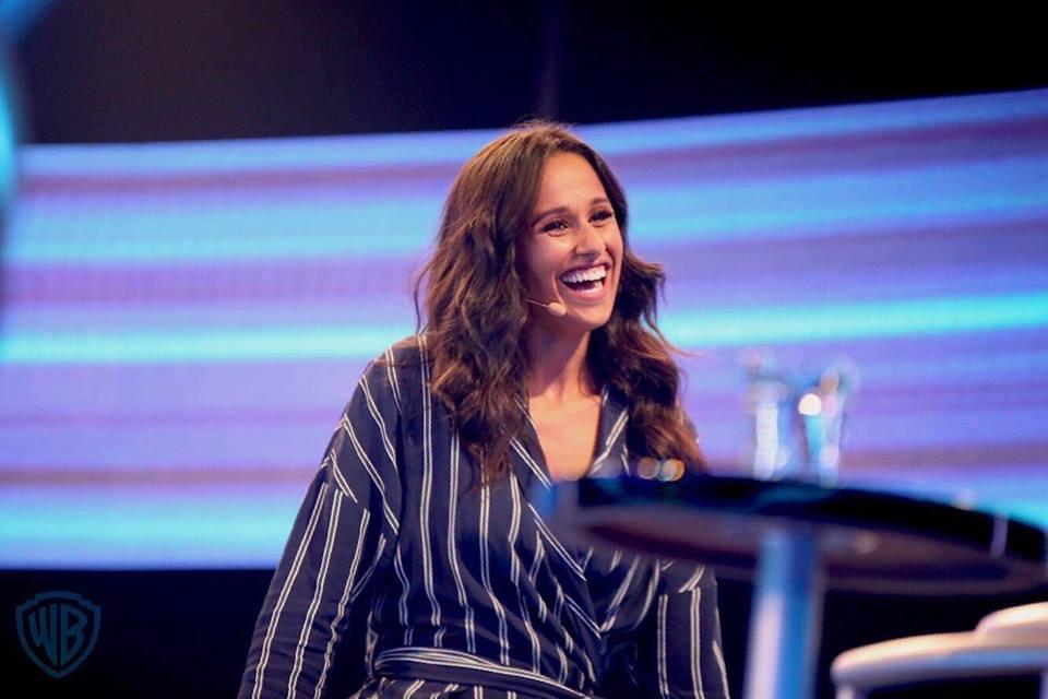 Rita Pereira participou recentemente no Apanha se Puderes, da TVI