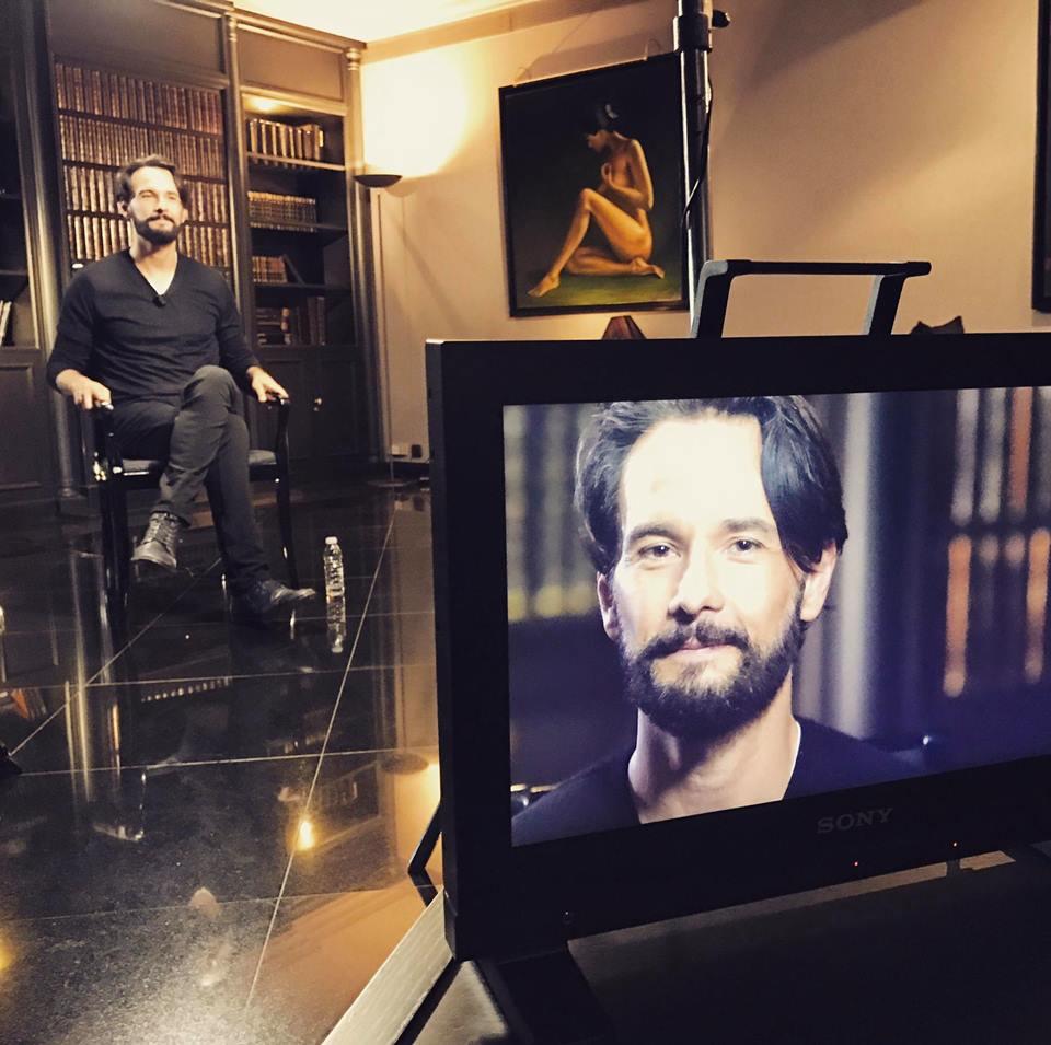 Rodrigo De Hollywood Para O «Alta Definição»: Rodrigo Santoro É O Convidado Desta Semana