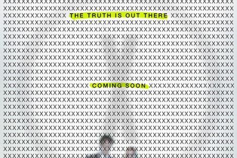 The X Files «The X-Files»: Gillian Anderson Confirma Saída Da Série