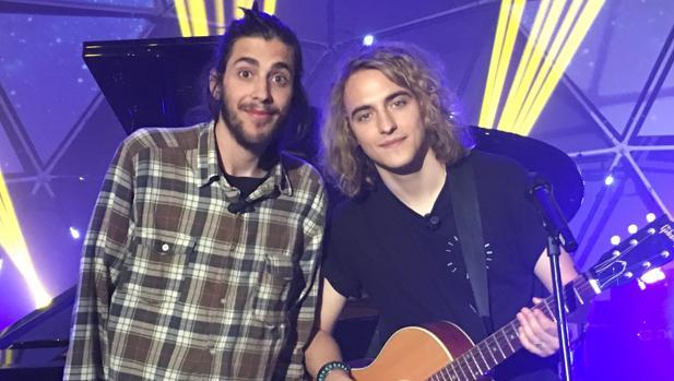 Wsi Imageoptim Salva «5 Para A Meia Noite» Recebe Participantes Ibéricos Da Eurovisão 2017